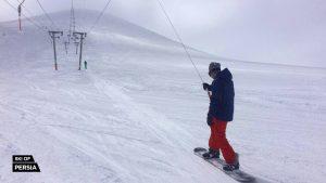 Snowboard Sahand