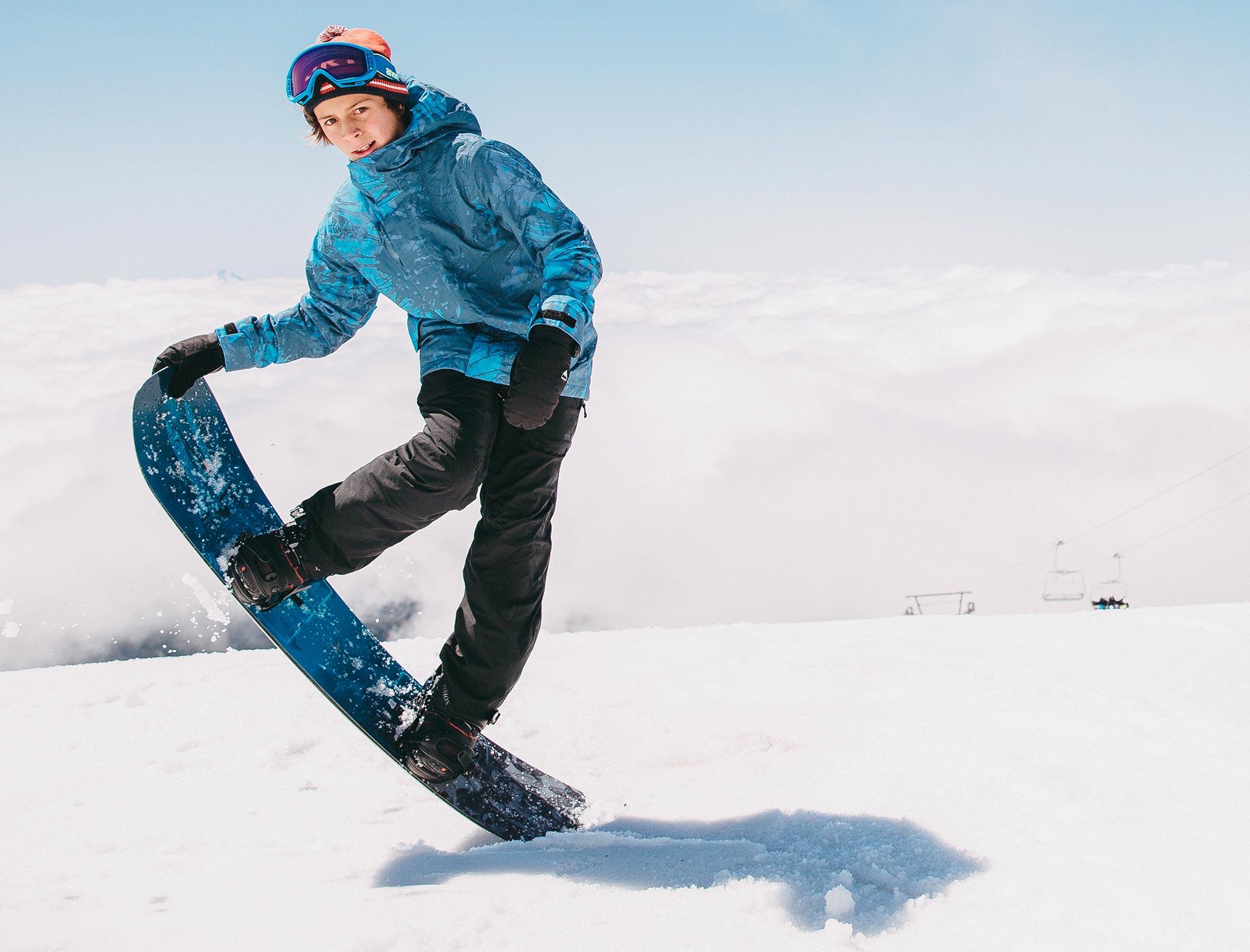 Burton Planche snowboard 2018
