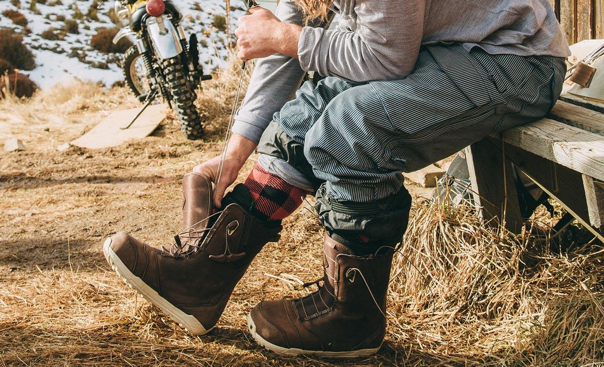 Burton Boots Snowboard 2018