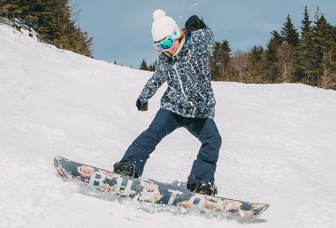 Decouvrez La Nouvelle Collection Burton Snowboards 2018
