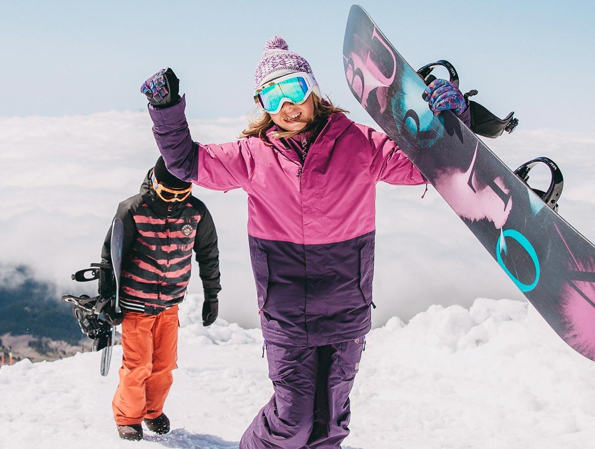 Burton Snowboards Enfant 2018