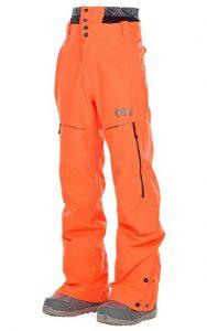 Pantalon Picture object orange 2018