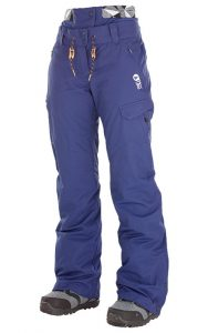 Pantalon Picture Treva dark blue 2018