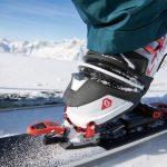 Fixation de ski rando chaussure Scott