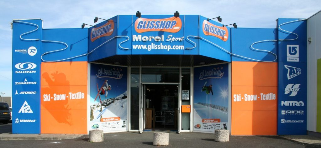 Magasin Glisshop 1998