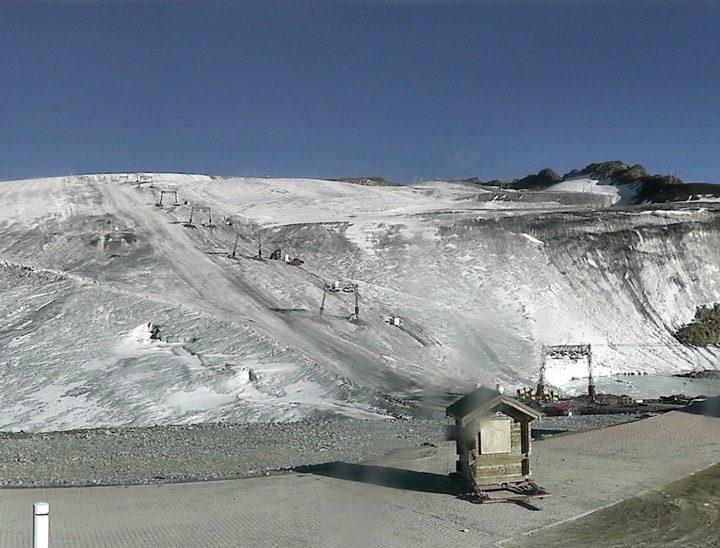 Pas de ski aux 2 Alpes pendant les vacances de Toussaint