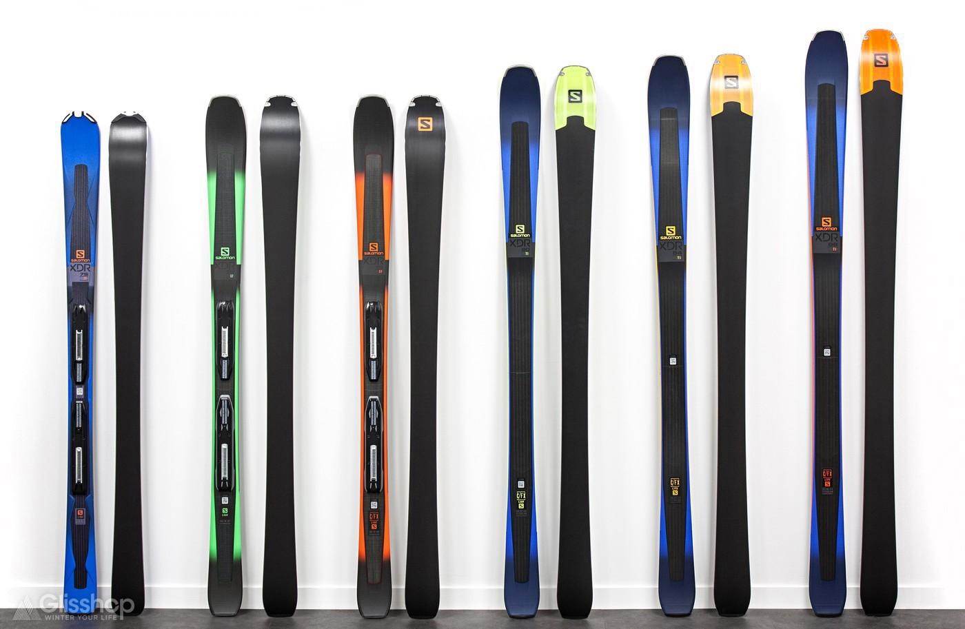 Ski XDR Salomon Collection 2018