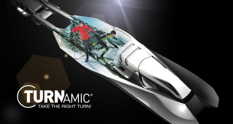 Rossignol et Fischer révolutionnent le ski nordique avec les fixations Turnamic