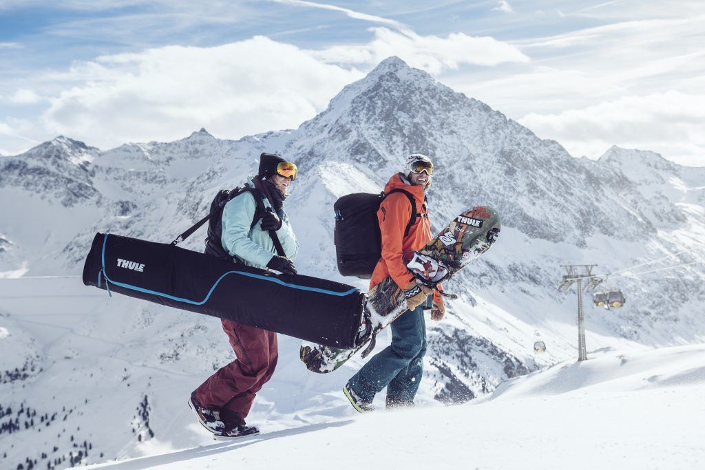 Housse Snowboard Roundtrip Thule