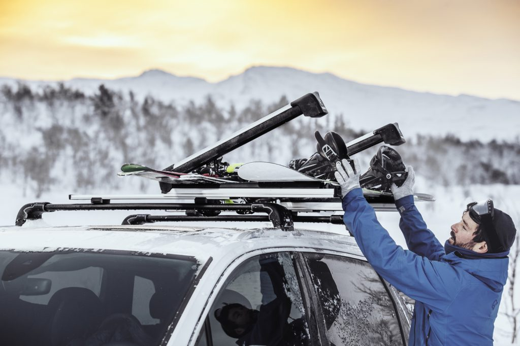 Porte-skis THULE