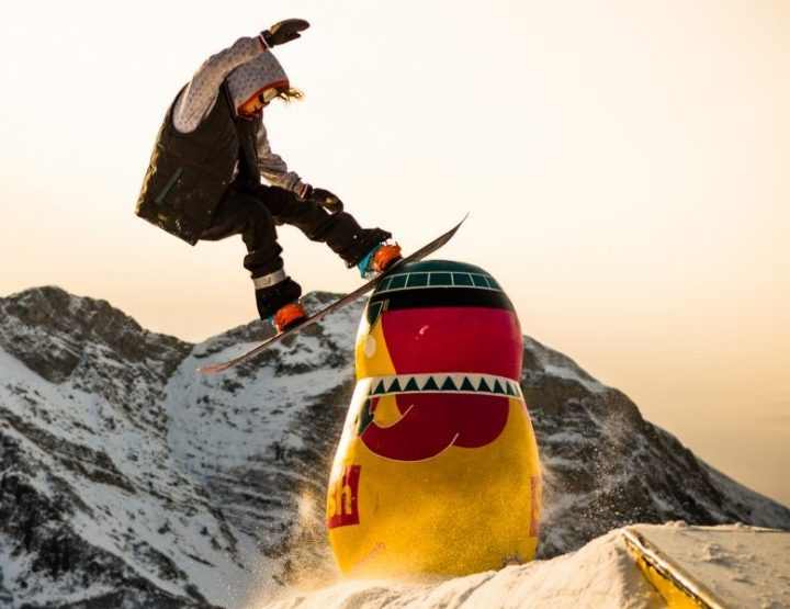 Merry Rock On Snowboard Tour, ça commence ce weekend !!!