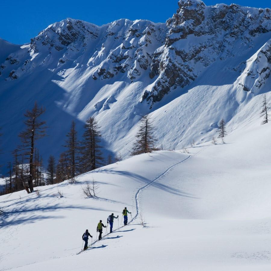 Ski de randonnée Salomon MTN