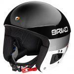 Casque ski FIS Briko Vulcano Noir