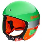 Casque ski FIS Briko Vulcano Vert