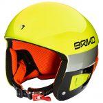 Casque ski FIS Briko Vulcano Jaune