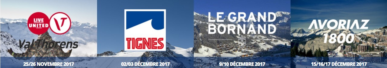 dates rock on snowboard 2017