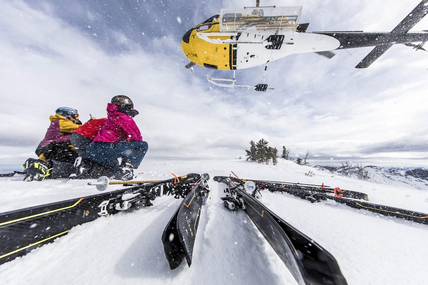 depose helico Ski Dynastar Legend