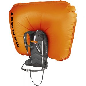 Sac airbag Mammut Flip Removable Airbag 3.0 graphite Action