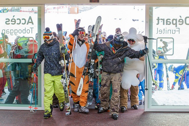 Ouverture 2017 Val Thorens