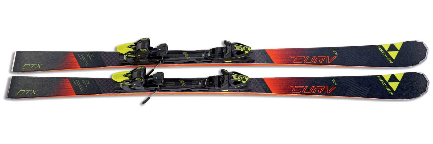 ski fischer rc4 the curv dtx