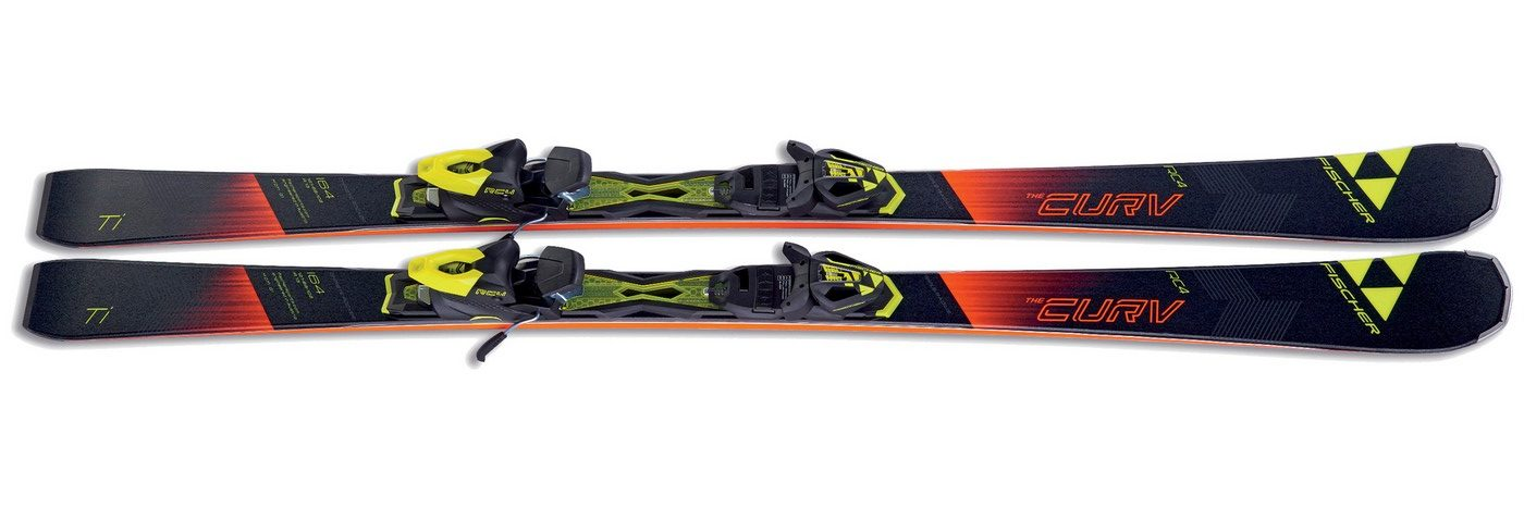 ski fischer rc4 the curv ti