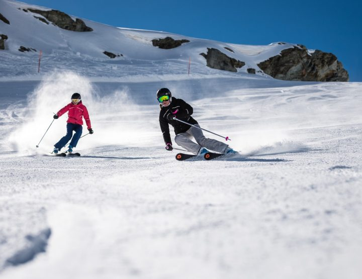 Quelle taille de ski choisir pour une pratique piste all-mountain