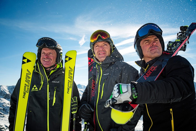 Ski Fischer The Curv