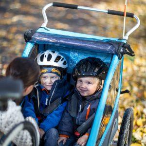 Chariot Remorque Coaster THULE