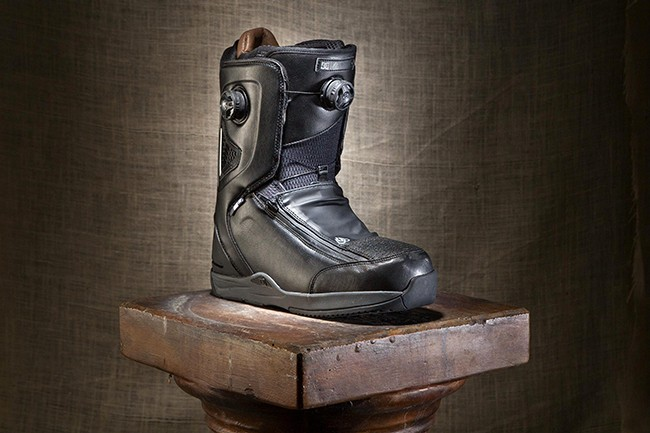 DC Boots Travis Rice Black Red