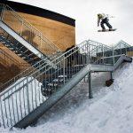 DC jump snowboard