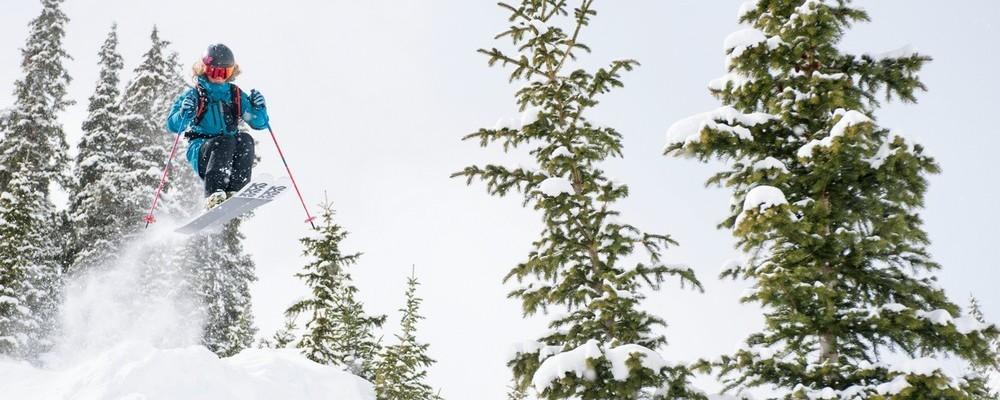 Action Ski Freeride Pinnacle 118 K2