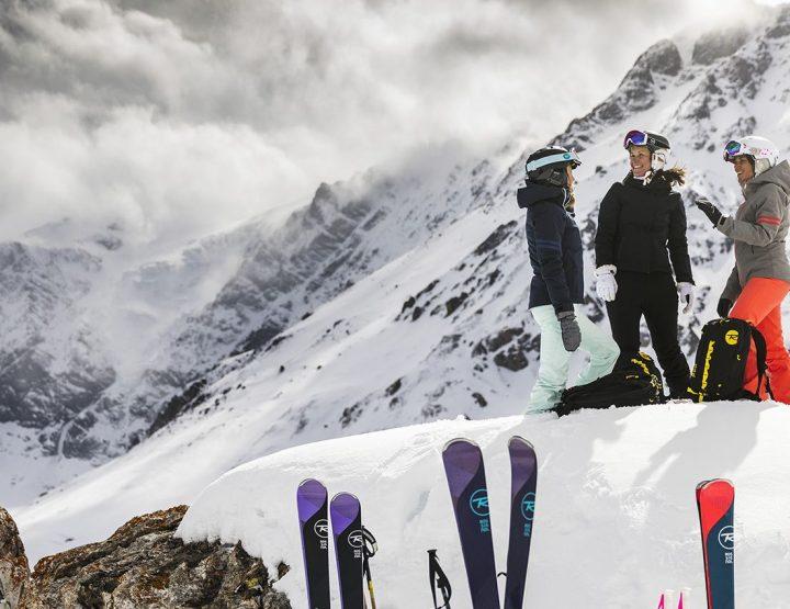 À la découverte des skis All-Mountain de Rossignol