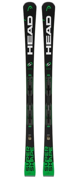 ski Head I Supershape Magnum