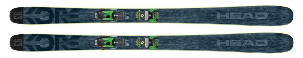 ski Kore 93