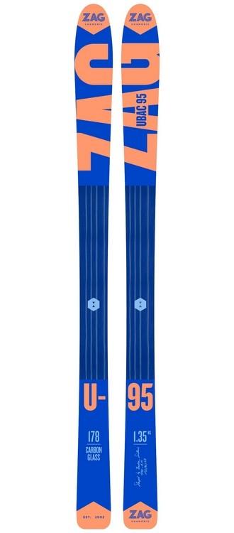 ski rando Zag Pack Ubac 95