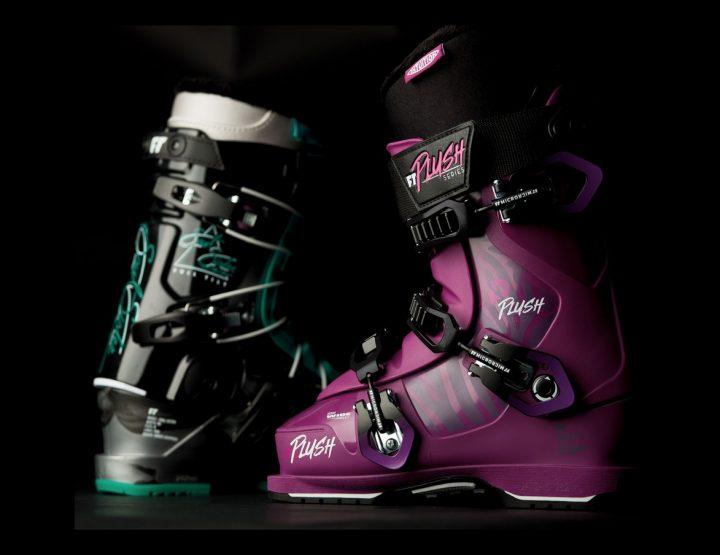 Full Tilt : des chaussures de ski uniques en leur genre !