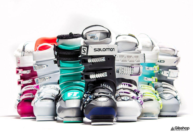 1312e63251495 L achat d une paire de chaussures de ski femme reste l éternelle  problématique… Quel modèle choisir   Comment avoir une chaussure de ski  confortable sans ...