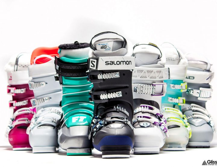 Quoi de neuf du côté des chaussures de ski femme ?