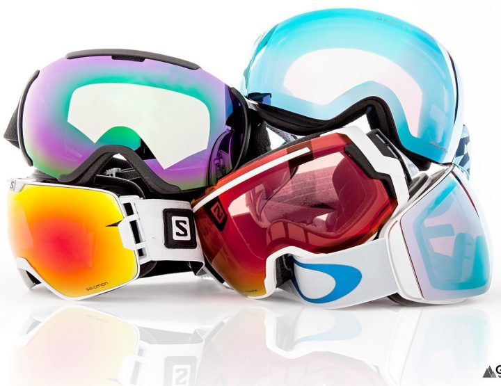 Les meilleurs masques de ski de la saison 2018