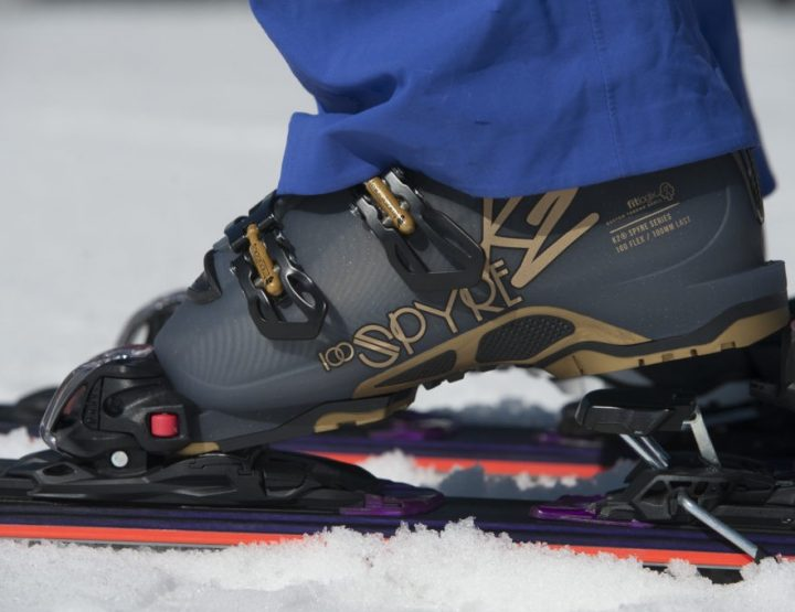 C'est nouveau : La première ligne de chaussures de ski K2 !