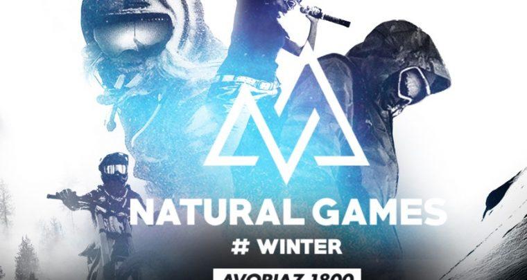 Les Natural Games débarquent à Avoriaz en version Winter
