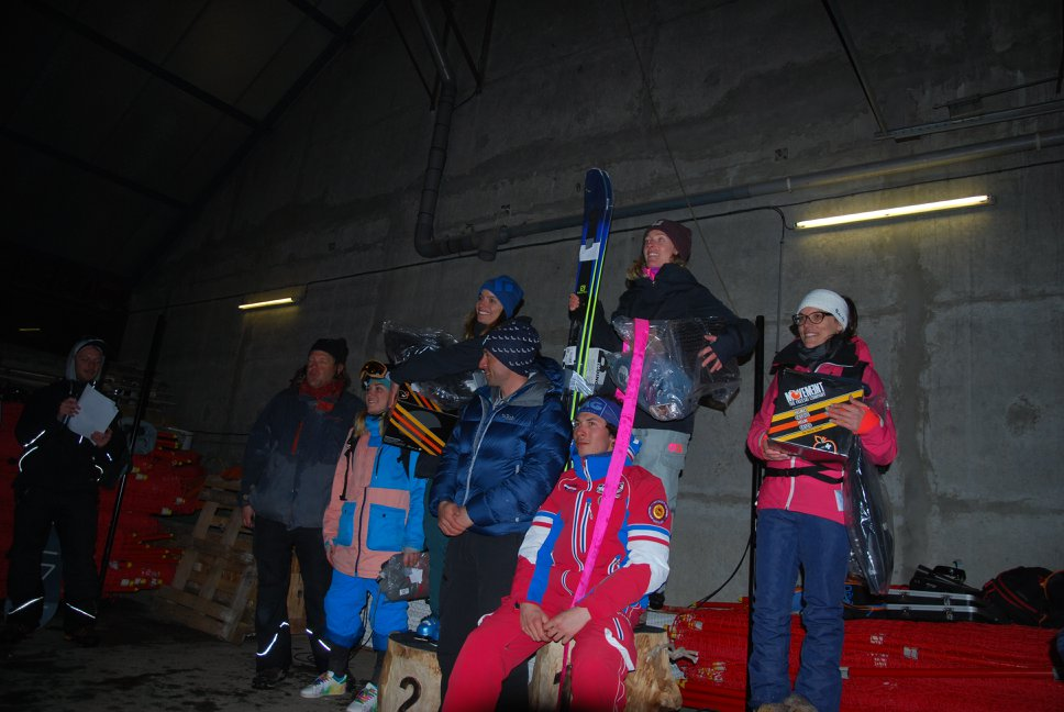 ski femme derby mont dore