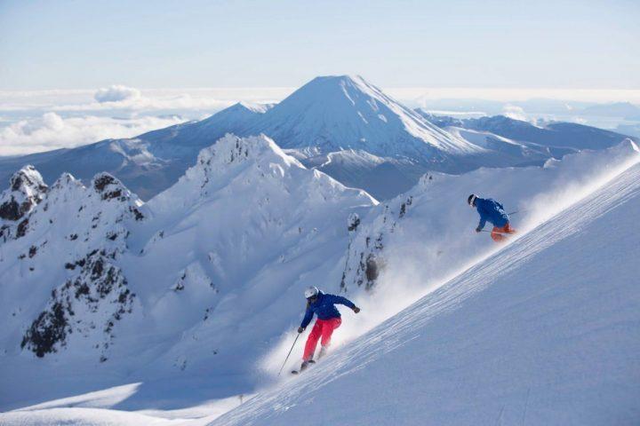 Où partir skier cet été ? [épisode 3 - Monde]