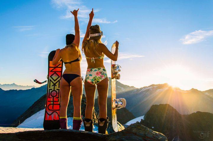 Où partir skier cet été ? [épisode 2 - Europe]