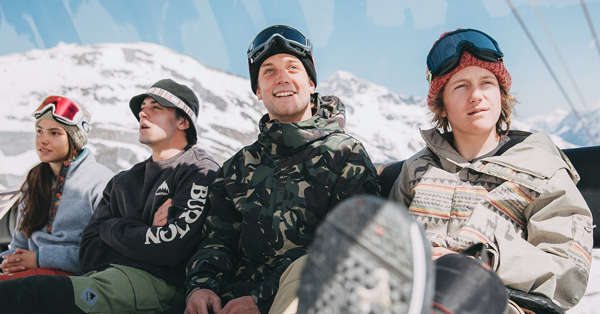 Burton Snowboards 2019 family