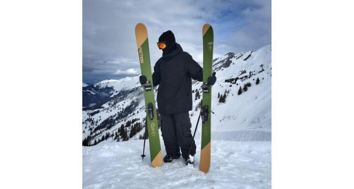 Présentation du nouveau ski Faction Candide 5.0