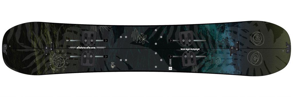 planche Burton Snowboards 2019 Burton Flight Attendant Split