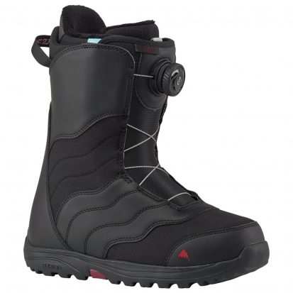 boots Burton Snowboards 2019 Burton Mint Boa Black