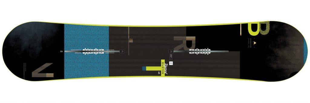 planche Burton Snowboards 2019 Ripcord