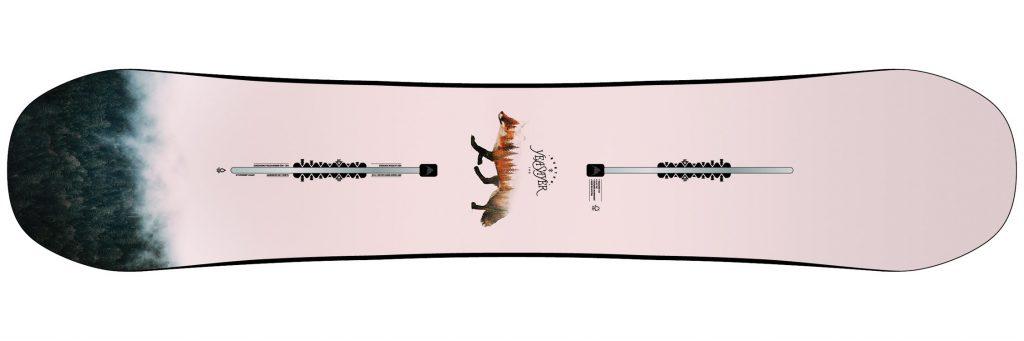 planche Burton Snowboards 2019 Yeasayer
